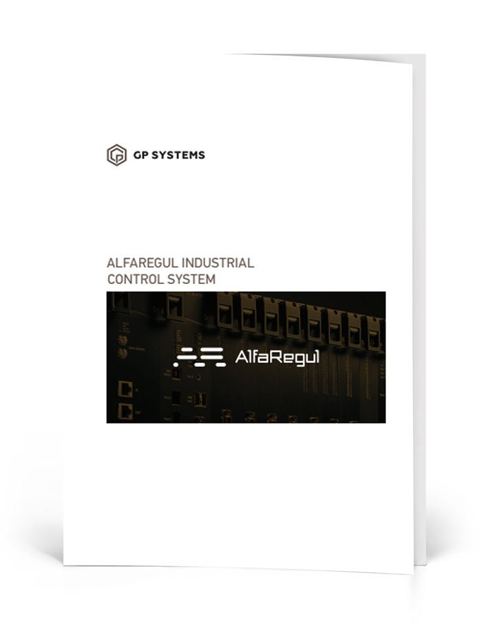 AlfaRegul Industrial Control System