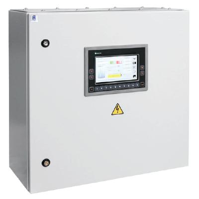 Regul R400 HMI/PLC + R200 I/O - Odorizing unit control system