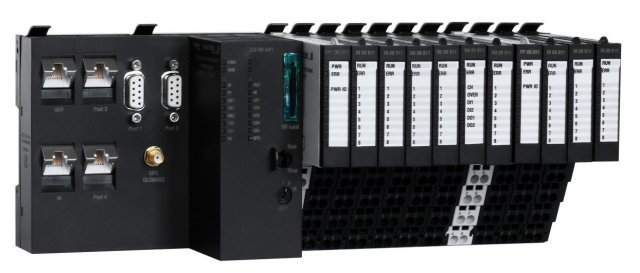 Regul R200 programmable logic controller