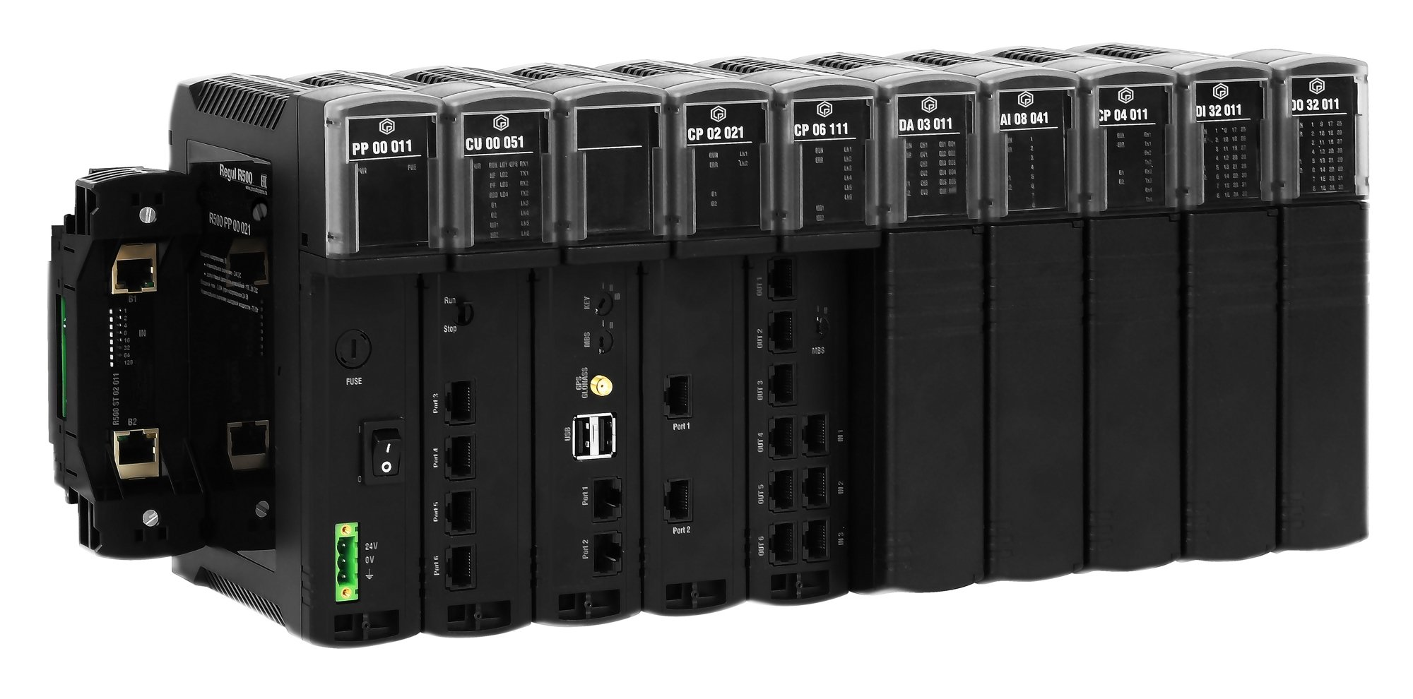 Regul R500 programmable logic controller