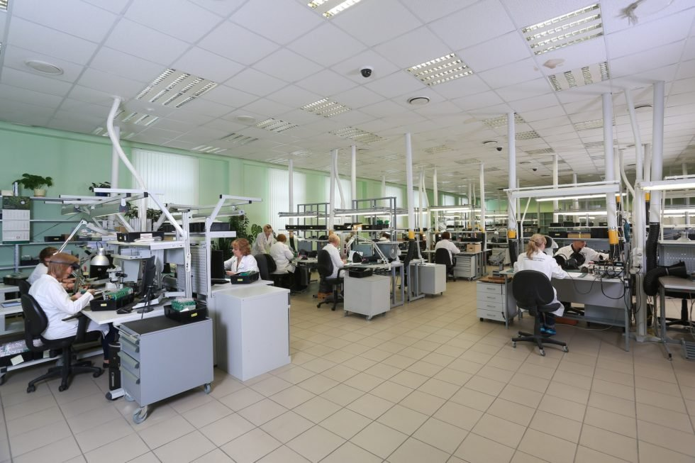 GP Systems GmbH - PCB assembly