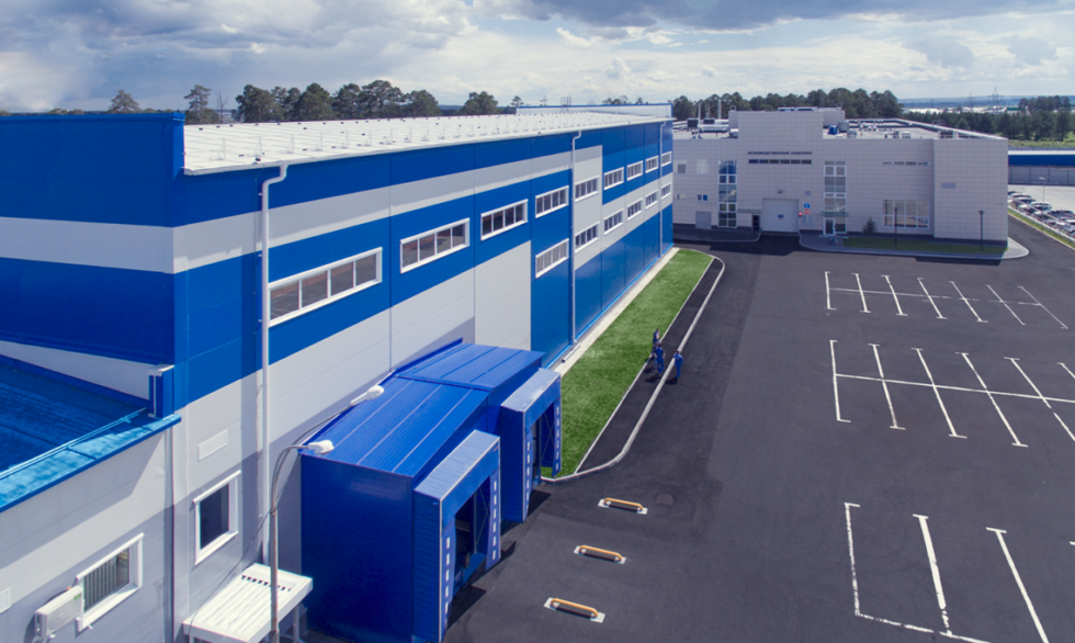 GP Systems GmbH - Factory