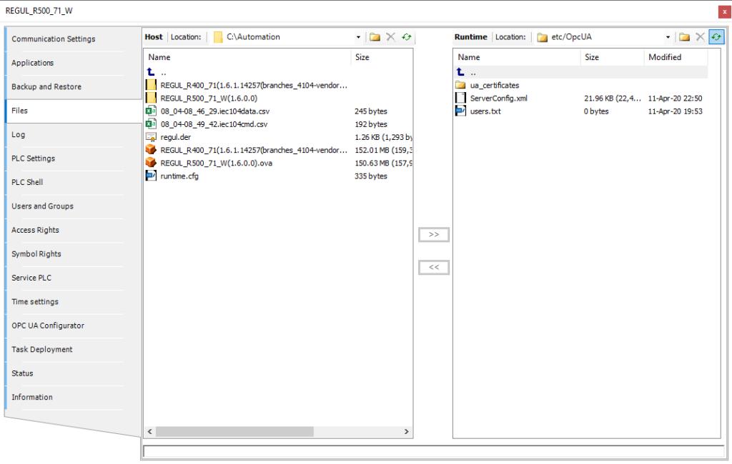 Epsilon LD - File access
